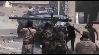 Сирия.Уличные бои-месиво.Исламистам достанется.Игил сегодня