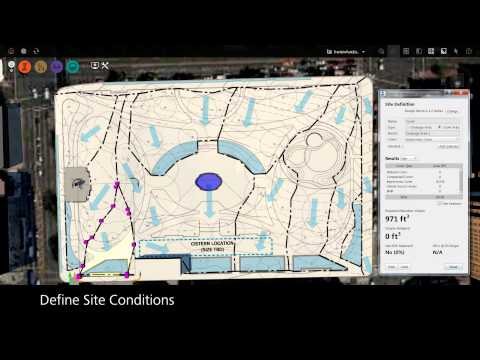 Green Stormwater Infrastructure Extension For Autodesk InfraWorks: Washington, D.C. Case Study