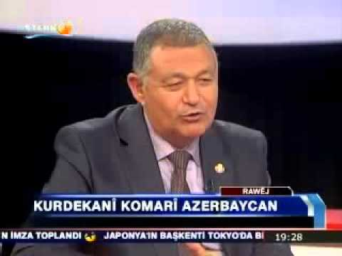 The situation of Kurds in the Republic of Azerbaijan, an interview with F  P Muzeffer Oglu   YouTube