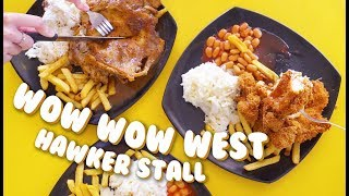How Selling Western Food Brought A Couple Together: Wow Wow West