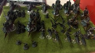 How To Collect a Warhammer 40k Dark Eldar Competitive Army