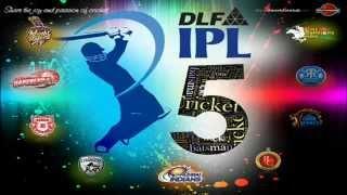 DLF IPL 5 2012 theme song Aisa Mauka Aur Kahan Milega [HD]