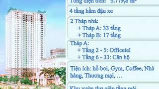 Cho thuê căn hộ chung cư tại The Tresor- Quận 4 - Hồ Chí Minh