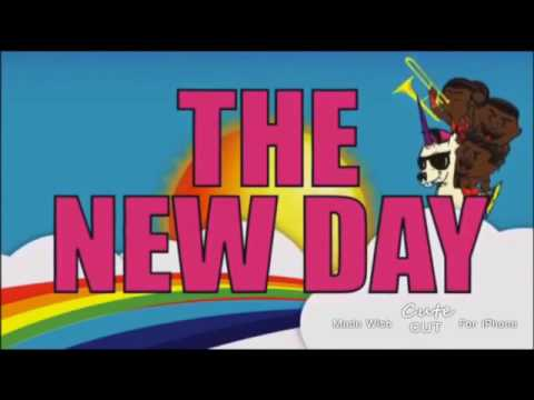 W.F.W New Day Theme Song (Logo)
