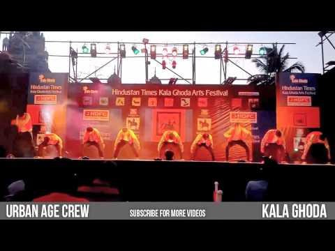 Urban Age Crew @Kala Ghoda Arts Festival 2014