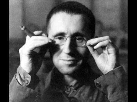 Bertolt Brecht - An den Schwankenden