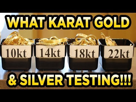Equipment Review - Gold, Silver & Platinum Testing Kit