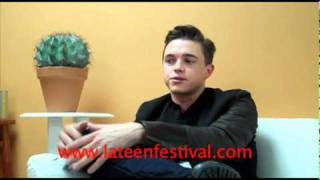 "Jesse McCartney talks about ""Shake"""