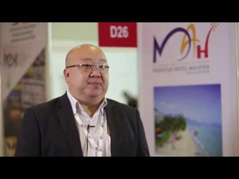 WTM Connect Asia 2016 - Khoo Boo Lim, Malaysian Association of Hotels