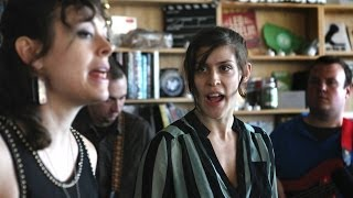 Dessa: NPR Music Tiny Desk Concert