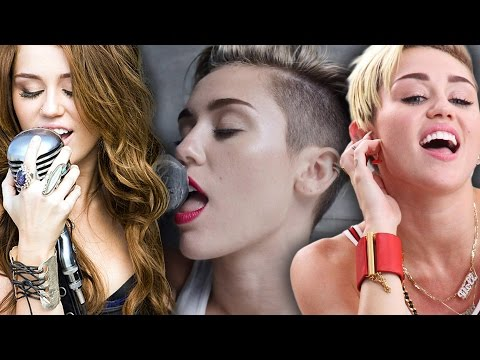 11 Miley Cyrus Music Videos We Absolutely Love!