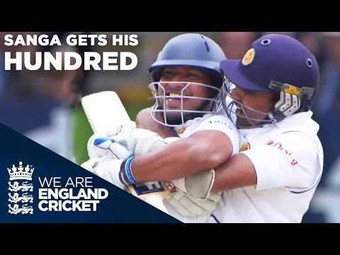 Sangakkara Gets First Lord's Hundred In Final Test!   England v Sri Lanka 2014 - Full Highlights