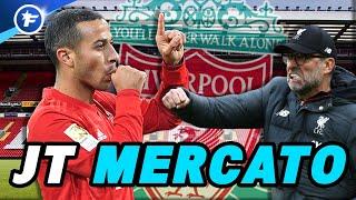 Accord Liverpool-Bayern Munich pour Thiago Alcantara | Journal du Mercato