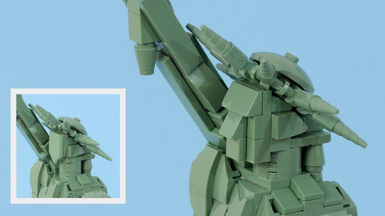 Alternate Model | JK Brickworks