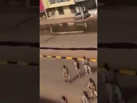 Sudan uprising, RSF criminal in khartoum capital of Sudan