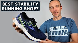 Brooks Adrenaline GTS 19 | Running Shoe REVIEW | Here We Are Running
