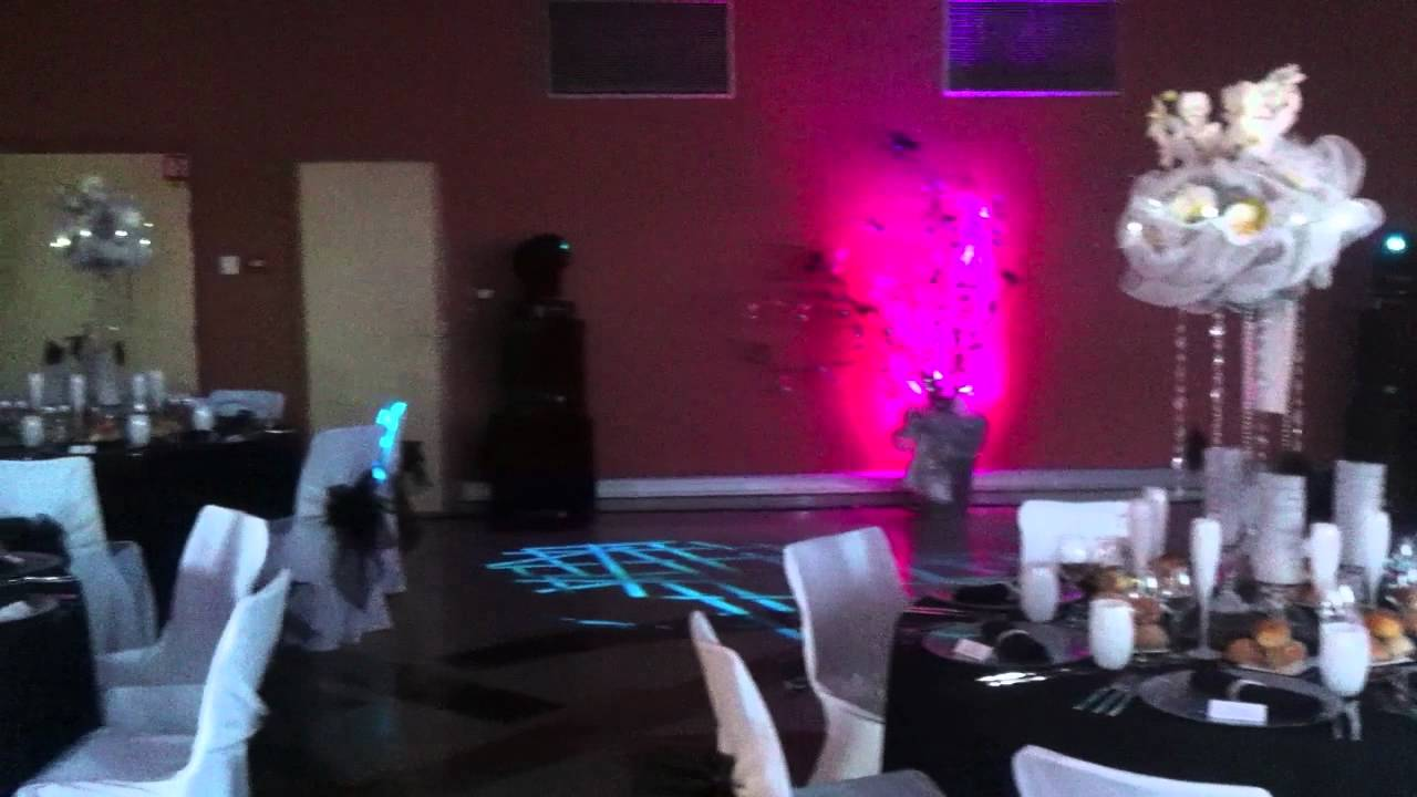 Salle A Boulay Moselle Preparee Pour Un Mariage