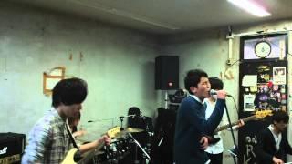2014.03.19 中央大学軽音楽同好会 オリテン 椿屋の螺旋階段をバンドで演...