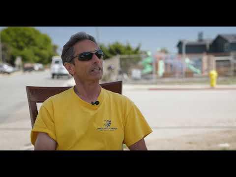 Jim DeCecco - hero from Oceano Elementary School