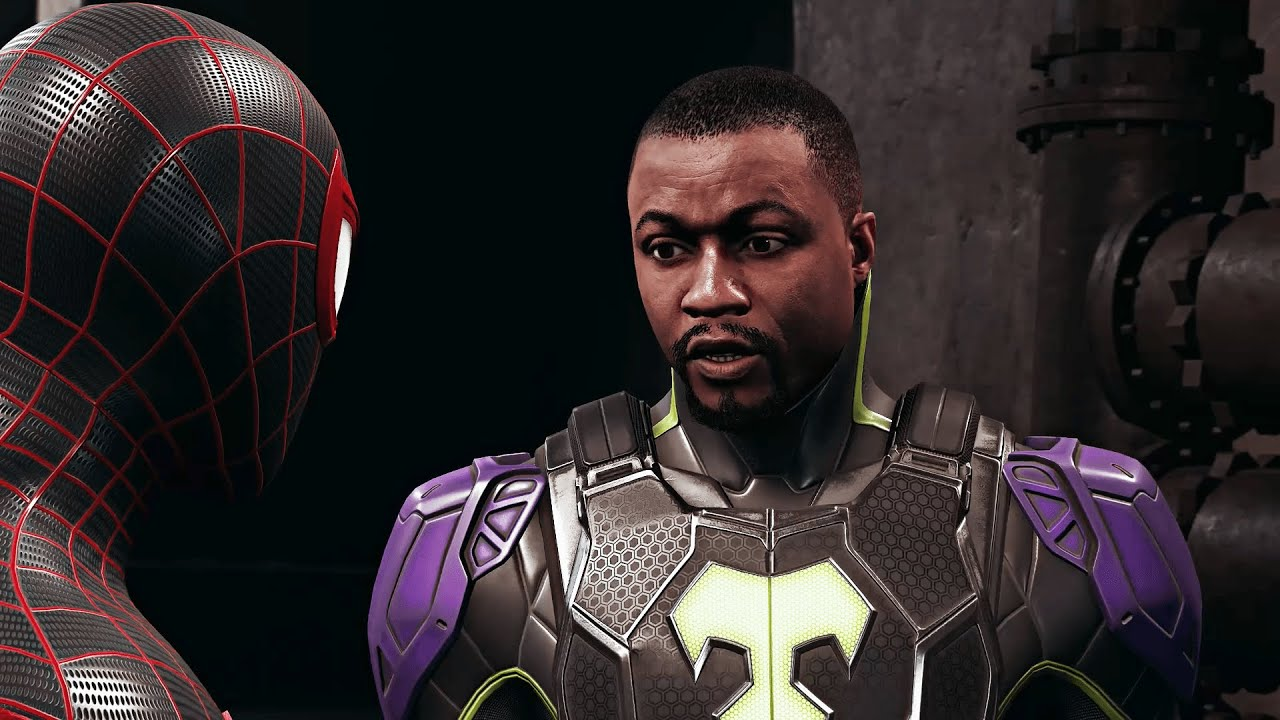 Spider-Man Miles Morales - Miles Discovers the Identity of The Prowler