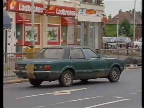 Lordship Lane, London N22 (1981) + IRA Gun Car (1990)
