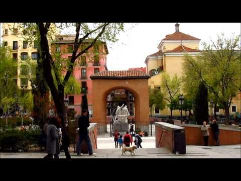 Madrid, Spain: the Malasaña neighborhood - El barrio de Malasaña