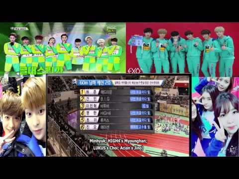 Eng Sub Idol Star Athletics Championships 2015 Ep 01FULL