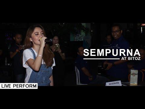 Natalie Zenn - Sempurna II Live Perform at BITOZ Bintaro Trade Centre #Part 2/2