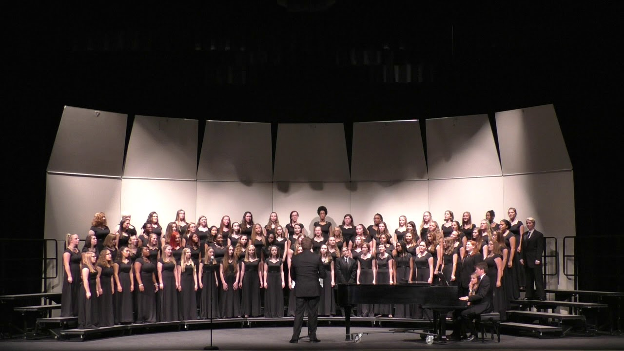 Stafford High School Treble Chorus - Three Quotes by Mark Twain