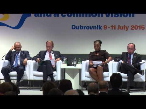 Croatia Forum 2015, 9 - 11 July 2015, Dubrovnik