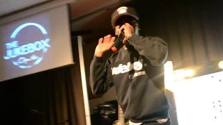 G-Starr- Dreams (Live)