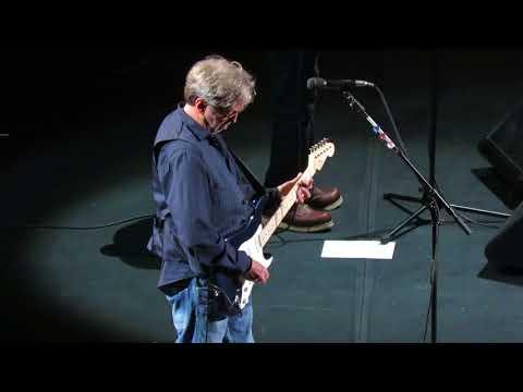 Eric Clapton - White Room @ MSG 9/7/17