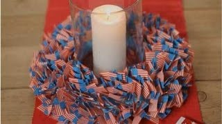 4th Of July Decorations: Easy Centerpiece Ideas