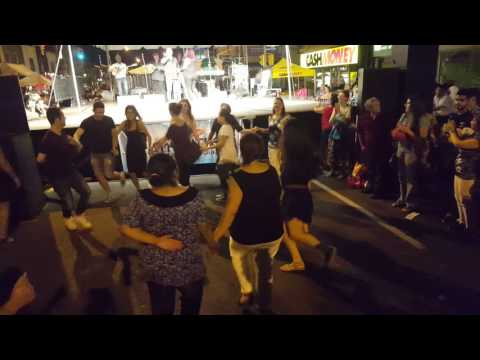 Greek dance, taste of the danforth 2016, Toronto