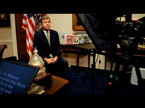 3/7/09 Weekly Republican Address: Rep. Roy Blunt (R-MO)