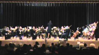 Bloomfield Symphony Orchestra Feb. 21, 2016 Part 1