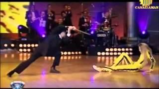 Liz Solari - Stripdance - Bailando 2007