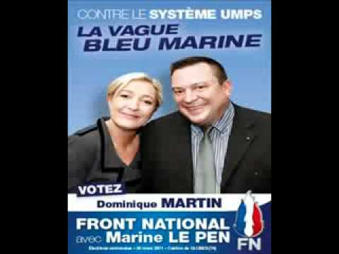 Marine Le Pen enregistrement secret Dominique Martin