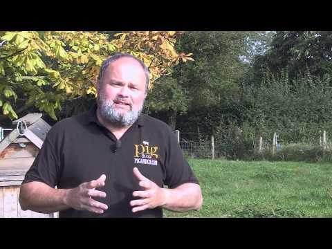 The Pig Idea - Pig farmer Julian Price
