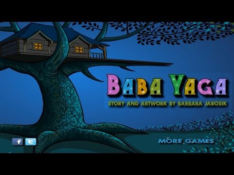 Прохождение Baba Yaga (Баба Яга)