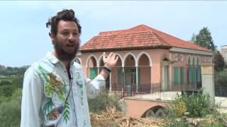هذه قصتي- هنري لوسيان.. يشيد منزلا بيروتيًّا بحلة قديمة