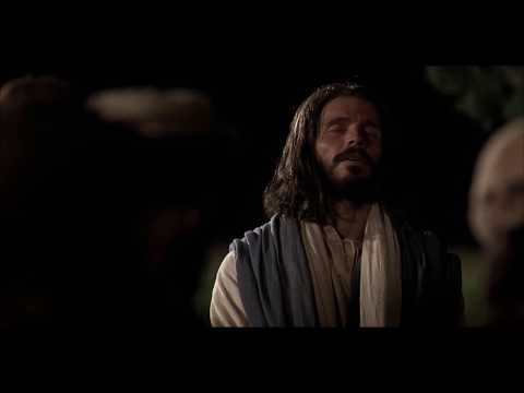 Jesus Warns Peter and Offers the Intercessory Prayer