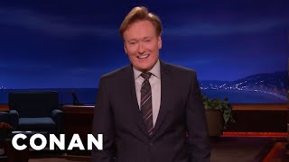 Conan On Vladimir Putin's Re-Election & Favorite Pet  - CONAN on TBS