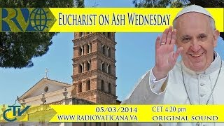 Eucharist on Ash Wednesday