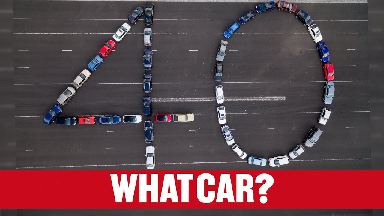 40 years of the What Car? Car of the Year Awards - Dauer: 3 Minuten, 14 Sekunden