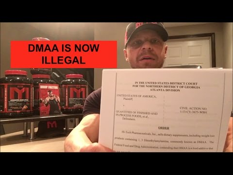 DMAA is Now ILLEGAL and What it Means for You and Everyone Involved | Tiger Fitness