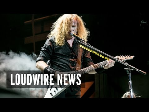 Dave Mustaine: Metallica 'Didn't Want Me' in Rock and Roll Hall of Fame