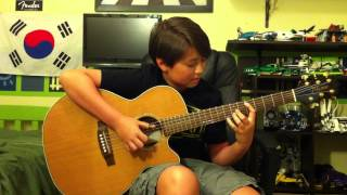 Pink - Just Give Me A Reason - Fingerstyle Guitar  Andrew Foy - P!nk Mp3