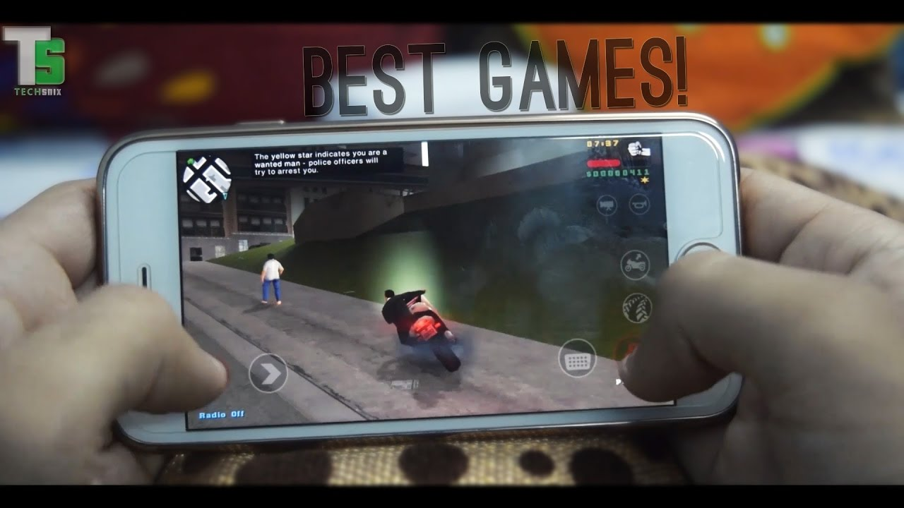 Best Games Iphone 5