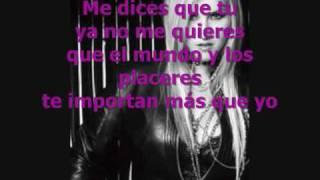 Besos y Copas- Alicia Villareal (lyrics / letra)